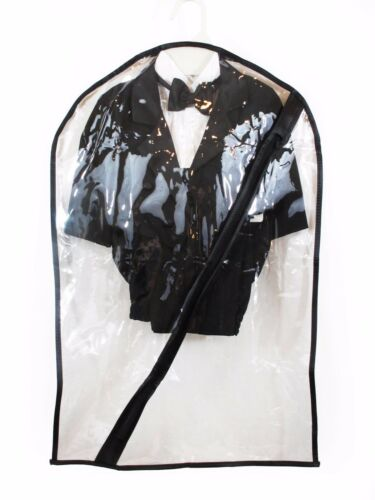 Dance Costume Bag Clear Medium Children/'s Garment Bag for Dance Mini Bag