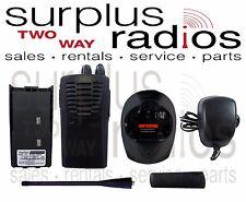 Used Blackbox 4W 16CH UHF 450-470MHZ Business Racing Radio Hunting Camping