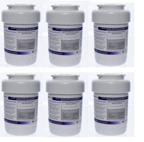 1-10 Pack Fits GE MWF refrigerator Filter Water Filter Smart Water Refrigerator