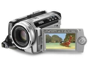 canon legria hg10 camcorder boxed hd high definition disc drive digital video 13803087079 ebay. Black Bedroom Furniture Sets. Home Design Ideas