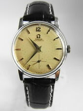 omega automatisch ref 2865-7 cal 491 box stahl.vintage