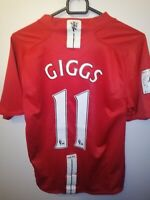 Fodboldtrøje, Ryan Giggs Manchester United trøje