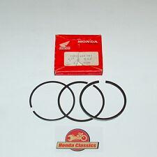 Honda 13031-414-003 Piston Ring Set +0.50 o/s CB250T CB250N Super Dream. NEW NOS