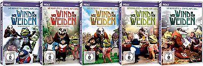 Gesamtedition - Der Wind in den Weiden / alle 65 Teile auf 10 DVDs Pidax