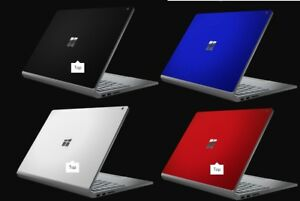 For-Microsoft-Surface-Book-Textured-CARBON-Fibre-Decal-Wrap-Sticker-Skin-Case