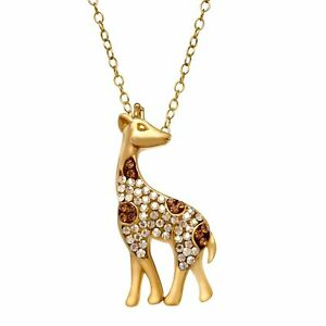 Crystaluxe-Giraffe-Pendant-with-Swarovski-Crystals-in-14K-Gold-Plated-Silver
