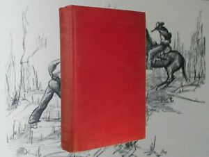 The-Texas-Rangers-A-Century-of-Frontier-Defense-Walter-Webb-1935-First-Edition