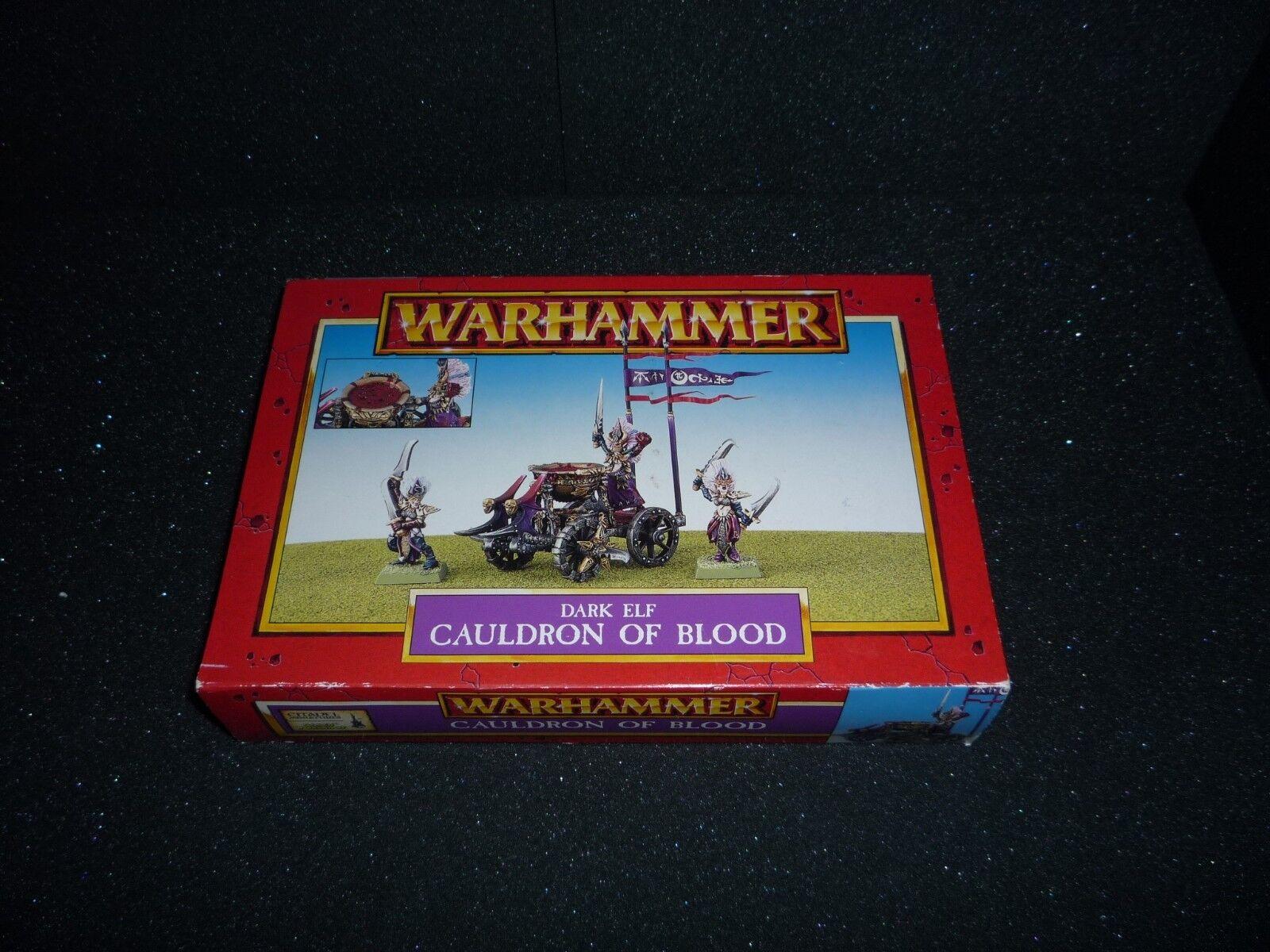Warhammer Fantasy   Dark Elf Cauldron of blood
