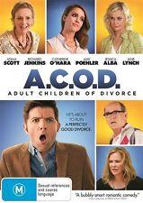 A.C.O.D. (Adult Children of Divorce) - Adam Scott NEW R4 DVD