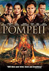 Pompeii DVD
