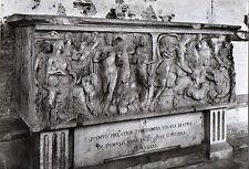 Postcard Italy Pisa Campo Santo Sarcophagus Countess Beatrice of Bar RPPC
