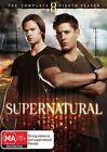 Supernatural : Season 8 (DVD, 2013, 6-Disc Set)