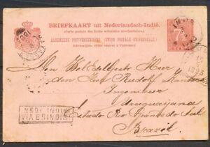 N-I-KLEINROND-TIMOR-3-5-1893-SvL-RRR-OP-BRIEFK-7-CT-RIO-GRANDE-BRAZIL-Ac763