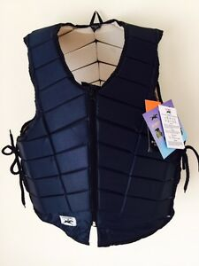 ADULT SMALL  BRAND NEW HORSE RIDING BODY PROTECTORNavy - London, Surrey, United Kingdom - ADULT SMALL  BRAND NEW HORSE RIDING BODY PROTECTORNavy - London, Surrey, United Kingdom