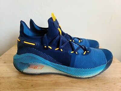 Under Armour Curry 6 Underrated 3020612