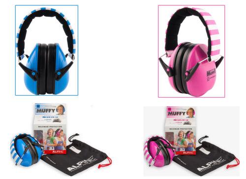 UKDJ Alpine Music Safe Ear Muffs Earmuffy Hearing Protection for Kids Children