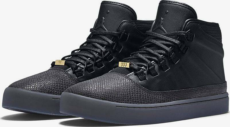 Nike Jordan Westbrook O Men Basketball shoes Size 10 Black gold 768934-010 SZ 11