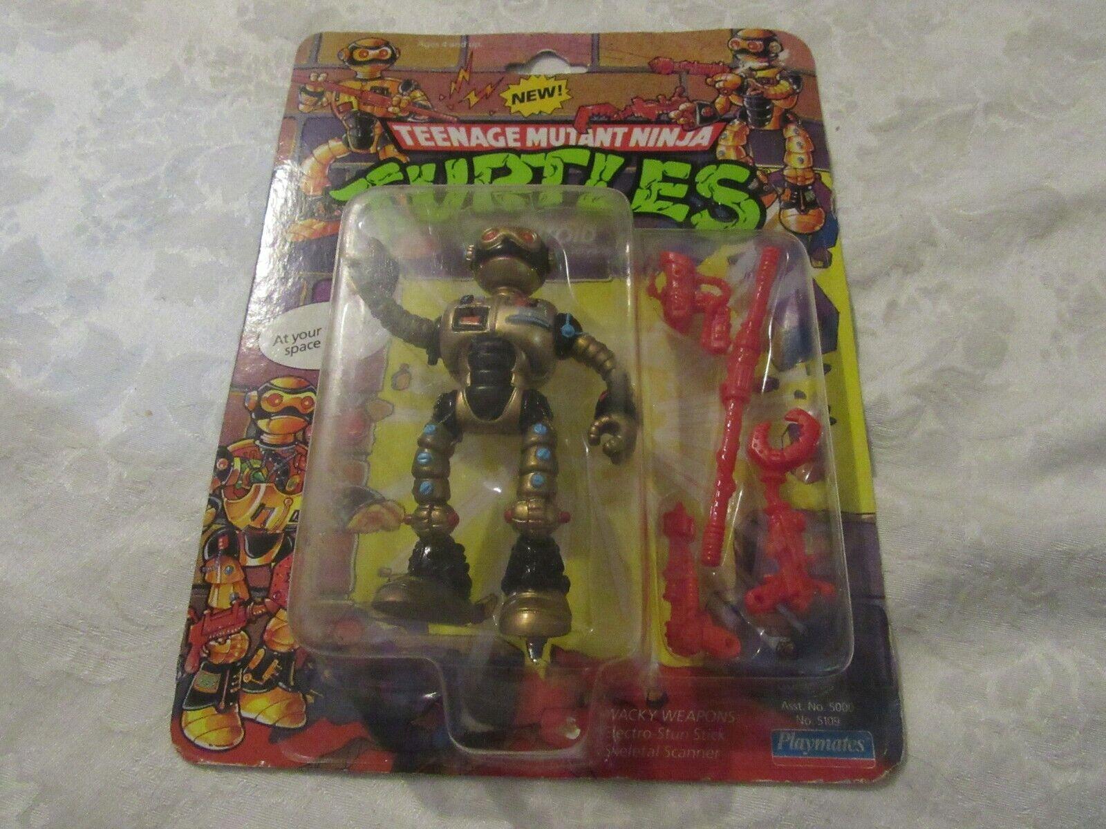 TMNT Teenage Mutant Ninja Turtles 1990 Fugitoid Kevin Eastman Peter Laird