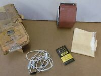 Pontiac 1961 1962 Accessory Ashtray And Dashboard Lamp Kit All Full Size