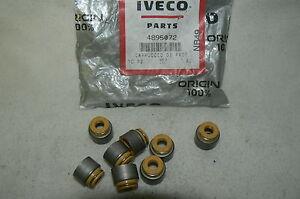 IVECO-lot-8-joints-soupapes-OEM-4895072-piece-100-origine-original-53