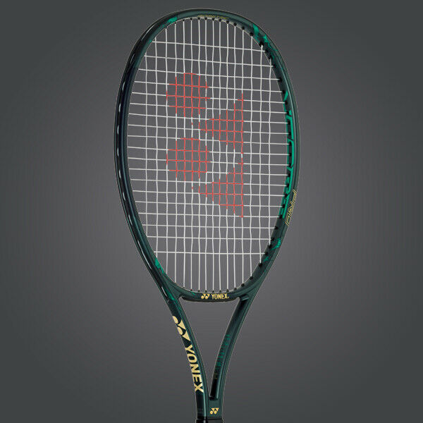 Yonex Tennis Racquet Vcore Pro 100, 300 g, G3, UNSTRUNG, Matte Grün, 2019 New