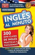 Ingls al minuto Audio Pack Libro + 4 CDs. Nueva edicin / English in a Minute