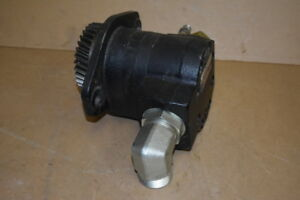 Hydraulic gear pump, AT369252, John Deere, Sauer Danfoss