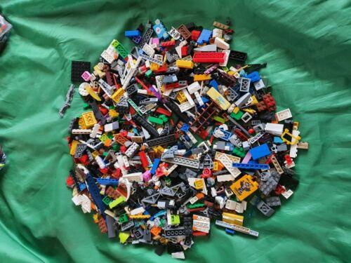 Lego Mixed Bundle 1kg assortment of bricks clean condition