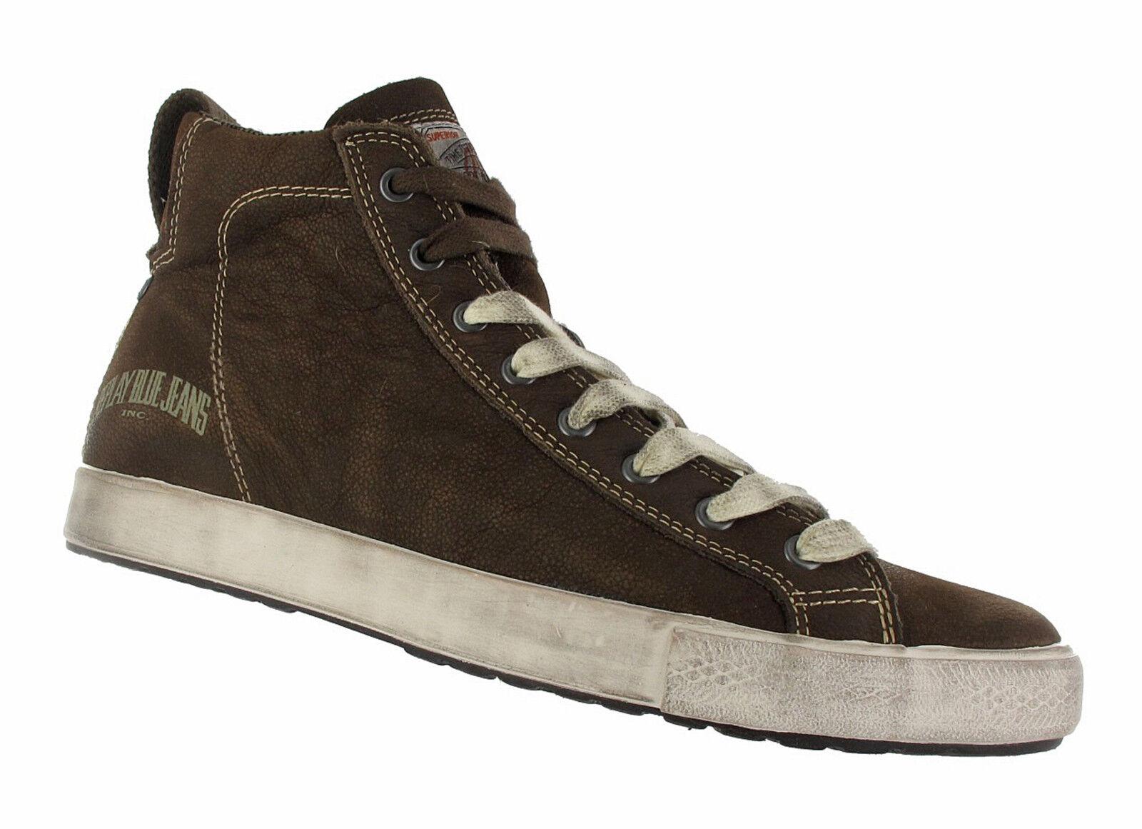 REPLAY braun High-Sneakers - Bersi - braun REPLAY RV430003L 0c06c6