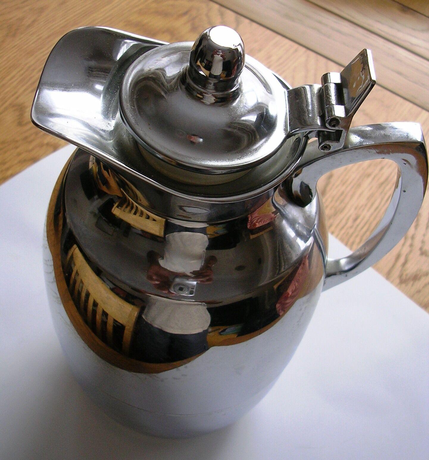 Alfi Chrome Thermique Isolé Café Carafe