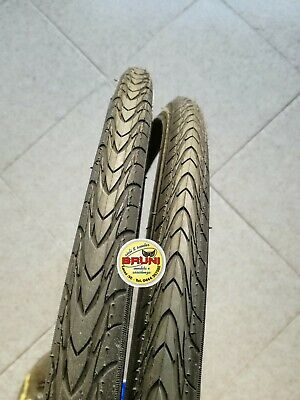 2 COPERTONI 700X35 37-622 MICHELIN PROTEK CROSS ANTI FORATURA DA 1 mm CON BANDA
