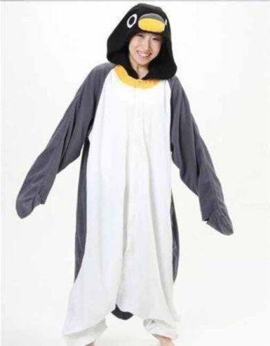 Unisex Pajamas Kids Adults Animal Kigurumi Cosplay Sleepwear Costumes Jumpsuit