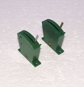 2 Off Hornby/triang Switches - R047 On/off In Good Working Order BéNéFique Au Sperme