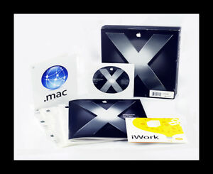 Details about NEW - Opened Box -Apple Mac OS X Tiger 10 4 3 (MA190Z/A)