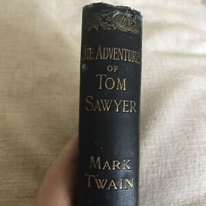 1902-The-Adventures-Of-Tom-Sawyer-Mark-Twain-True-Williams-Chatto-amp-Windus