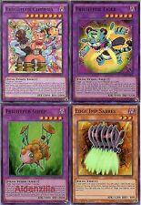 Yugioh Fluffal Frightfur Deck - 40 Cards + 4 Extra - Tiger Edge Imp Sabres Sheep