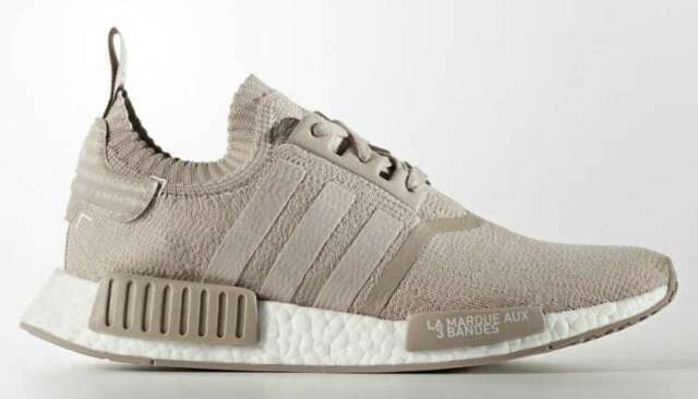 Size 8 - adidas NMD R1 Primeknit French Beige 2016 for sale online ...
