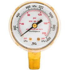 Forney 2 In W Low Pressure Regulator Gauge 1 Pc