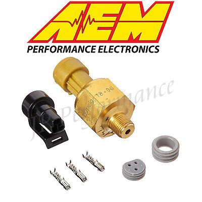1//8 inch NPT Male Thread AEM 30-2131-150 150PSI PSIG Brass Sensor Kit