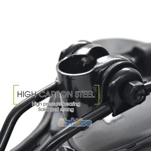 Gavin Gel Foam Anatomic Relief Bike Saddle Bicycle Seat Black Soft /& Breathable