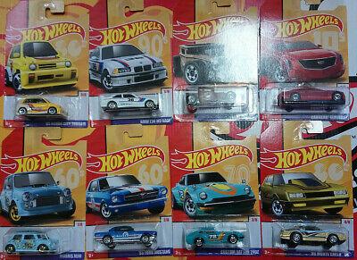Hot Wheels Premium Disney Choise//Choix lot ou à l/'unitè N25