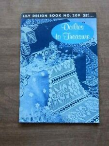 Crochet Lily Book 1600 Doilies to Treasure