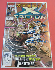 X-FACTOR #60  (1985) X-TINCTION AGENDA pt 3l .! Reprint Issue