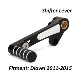 CNC-Adjustable-Gear-Shift-Lever-Shifter-Pedal-For-Ducati-Diavel-11-15-Motorcycle