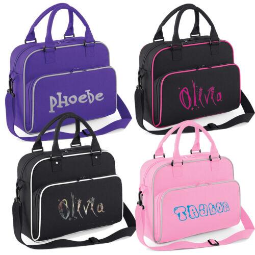 Girls Personalised Street Dance Shoulder Bag Urban Dancing Accessories Swag
