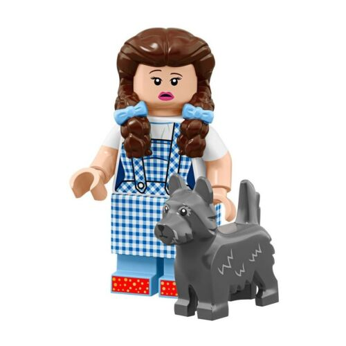 Dorothy Gale /& Toto The LEGO Movie 2 Wizard of OZ Collectible MiniFigure #16