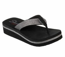 51d3253b5b item 4 Skechers Vinyasa - Unicorn Mist Flip Flops Womens Wedge Toe Post  Sandals 31605 -Skechers Vinyasa - Unicorn Mist Flip Flops Womens Wedge Toe  Post ...