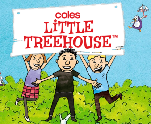 Choose your coles Little Treehouse Book All numbers and Rares
