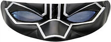 Black Panther Helmet Visor Sticker Superhero Motorcycle Shield Decal Tint Eyes