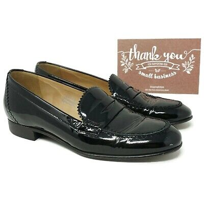 J Crew Made In Italy Womens Flats Penny Loafers Size 5.5 ...